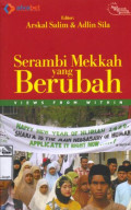 Serambi Mekkah yang berubah: views from within
