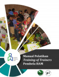 Manual Pelatihan Training of Trainers Pembela HAM