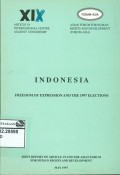 Indonesia: Freedom of Expression and the 1997 Elections