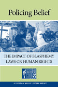 The impact of Blasphemy laws on human rights : Policing belief