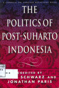 Image of The politics of post-Suharto Indonesia